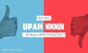 BALADA UPAH MINIMUM