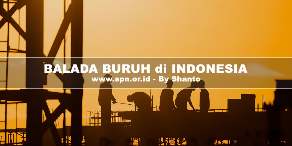 BALADA BURUH di INDONESIA