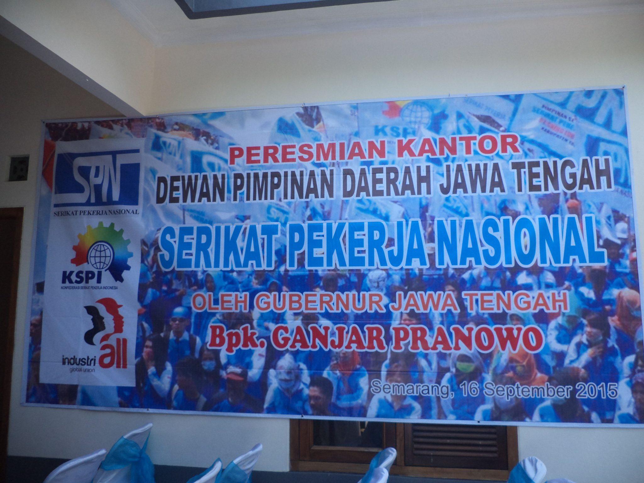 Kantor Megah Simbul Solidaritas