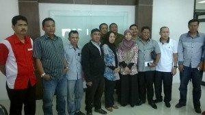 aliansi buruh jabardengan DPRD I (1)