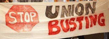 Awas Union Busting