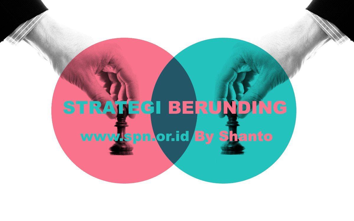 STRATEGI BERUNDING
