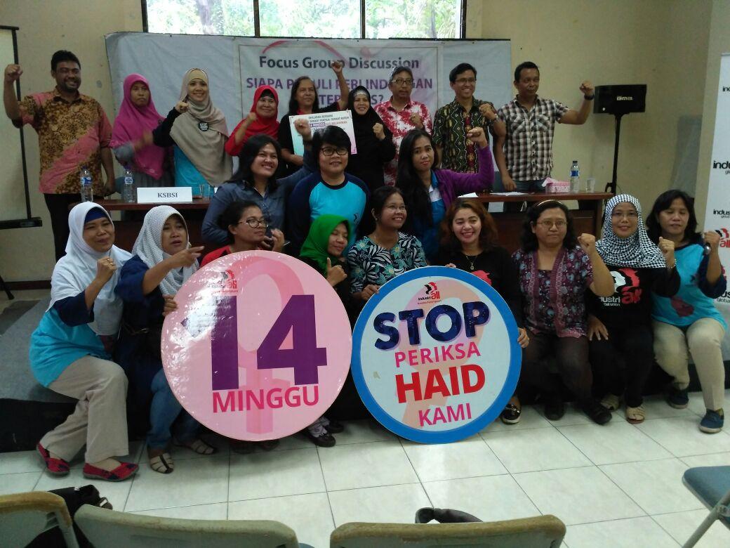 INDUSTRIALL INDONESIA COUNCIL DESAK PEMERINTAH RATIFIKASI KONVENSI ILO 183