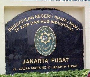PIL PAHIT DITELAN BURUH SAKIT DI PT METROPOLY JAYA NUSA