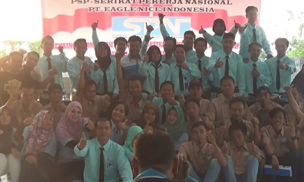 RAKERTA II PSP SPN PT EAGLE NICE INDONESIA PERIODE 2015 – 2018