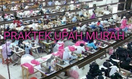 PRAKTEK UPAH MURAH
