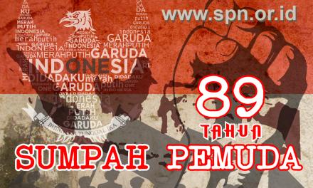 89 TAHUN SUMPAH PEMUDA