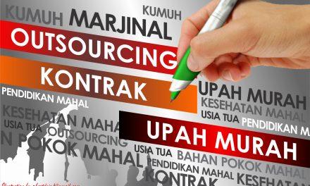 BURUH INDONESIA NASIBMU KINI