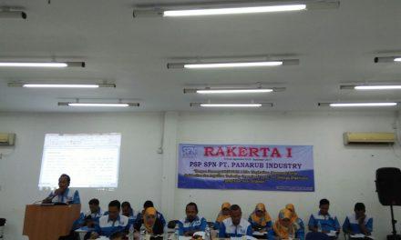 RAKERTA I PSP SPN PT PANARUB INDUSTRY