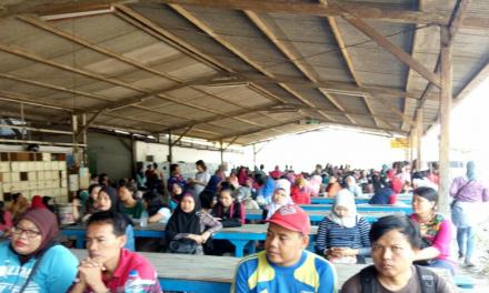 PT WOOIN INDONESIA MELAKUKAN SEGALA CARA UNTUK ALIH STATUS PEKERJA