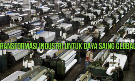 TRANSFORMASI INDUSTRI UNTUK DAYA SAING GLOBAL
