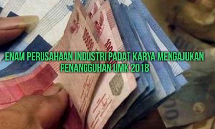 ENAM PERUSAHAAN INDUSTRI PADAT KARYA MENGAJUKAN PENANGGUHAN UMK 2018