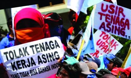 INSTRUKSI PRESIDEN : IZIN TENAGA KERJA ASING DIPERMUDAH