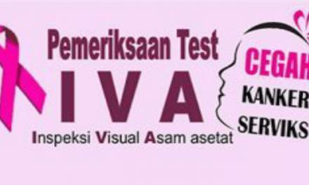 PEREMPUAN HARUS RUTIN IVA TEST