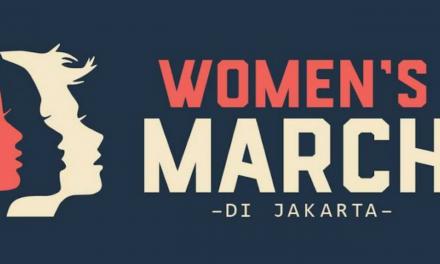 AKSI WOMEN'S MARCH 2018 INDONESIA