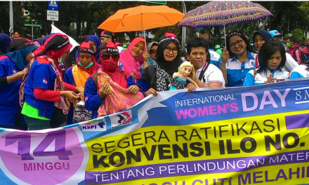 INTERNATIONAL WOMEN'S DAY & PEREMPUAN INDONESIA