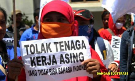 TKA DIPERMUDAH, GIMANA NASIB PEKERJA INDONESIA ?