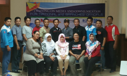 TRAINING MEDIA COMMUNICATION
