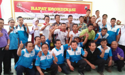 PERSIAPAN PERINGATAN MAY DAY DI KABUPATEN PEKALONGAN