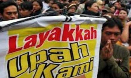 UPAH SEKTORAL DI DIY MASIH MIMPI DI SIANG HARI BOLONG