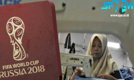 EKSPLOITASI PEKERJA INDONESIA OLEH NIKE DAN ADIDAS DALAM AJANG PIALA DUNIA