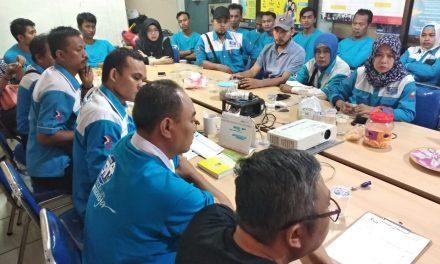 KORDINASI DPP SPN DENGAN PSP SPN PT KAHO DALAM MENYIKAPI DAMPAK PENARIKAN NIKE APPAREL DARI INDONESIA