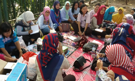 WOMEN'S GROUP DISCUSION SPN KOTA TANGERANG