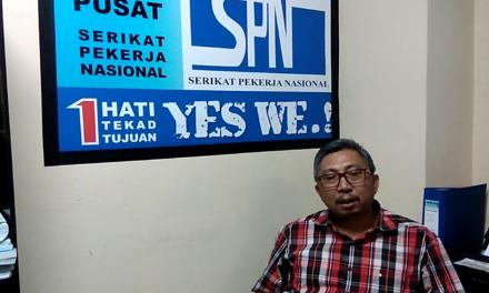 DAMPAK PENARIKAN NIKE APPAREL DARI INDONESIA, ANGGOTA SPN MENJADI KORBAN