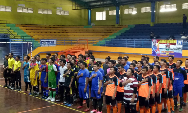 TURNAMEN FOOTSAL CHEETAH CUP 2018