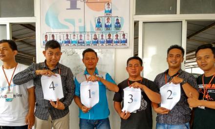 RANGKAIAN KONFERTA II PSP SPN PT EAGLE NICE INDONESIA KABUPATEN SERANG