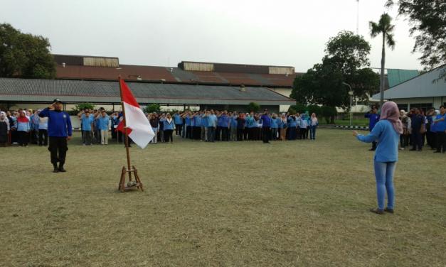 PEMBUKAAN PERLOMBAAN HUT RI KE 73 PSP SPN PT KUMKANG INDONESIA