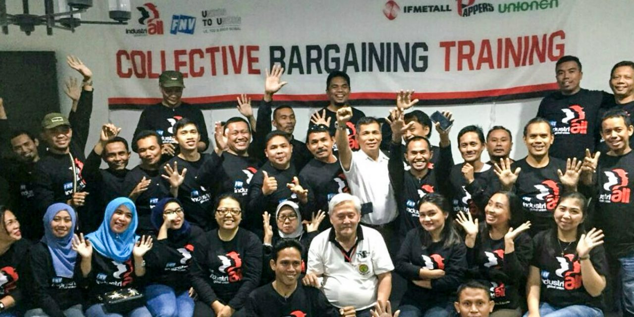 COLLECTIVE BARGAINING TRAINING DI MANADO
