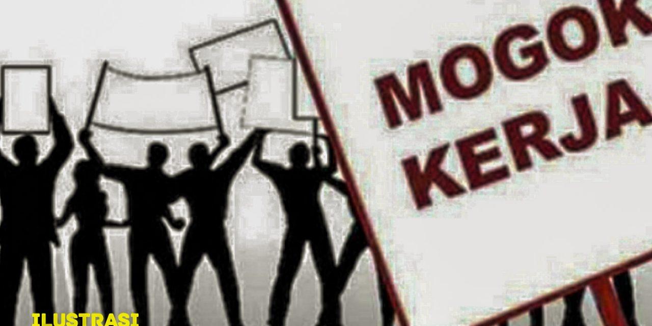 SUDAHI MOGOK KERJA, KARYAWAN RUMAH SAKIT ISLAM SURAKARTA DILARANG MASUK KERJA