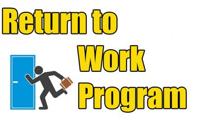 BANYAK PIHAK BELUM PAHAM PROGRAM RETURN TO WORK