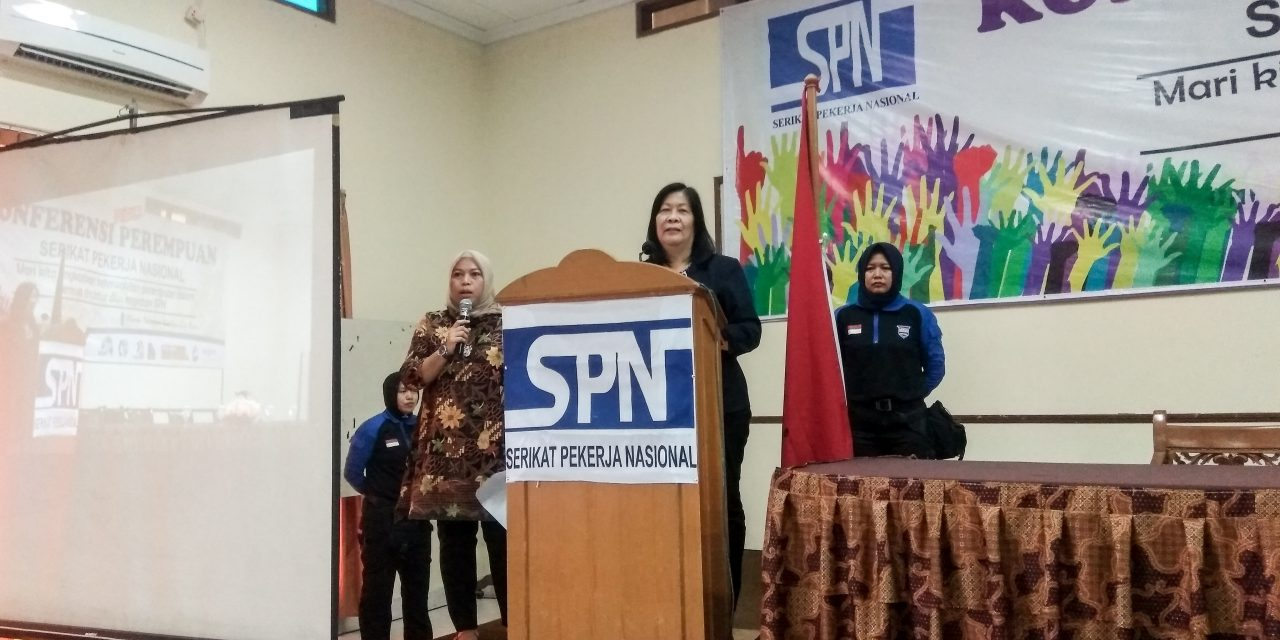 SAMBUTAN SISTER ANNIE ADVIENTO DARI INDUSTRIALL KANTOR SINGAPURA