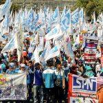 BURUH INDONESIA DAN RUANG POLITIK