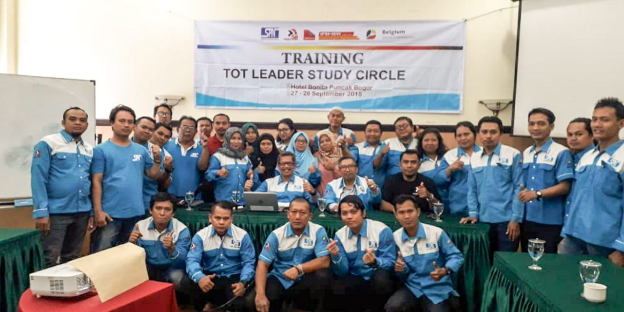 TRAINING TOT LEADER STUDY CIRCLE