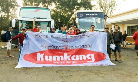 FAMILY GATHERING PT KUMKANG INDONESIA