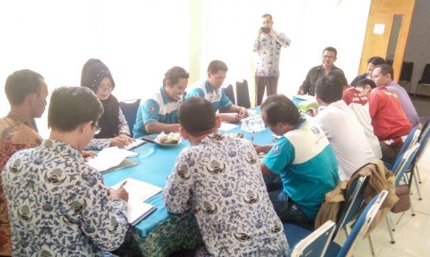 AUDENSI FORUM BURUH KABUPATEN PEKALONGAN TENTANG UMK 2019