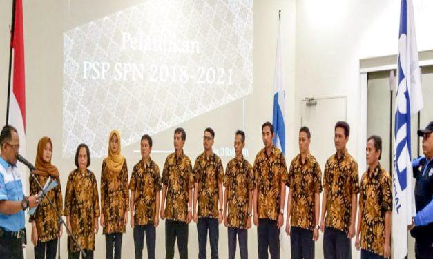 PENGURUS BARU PSP SPN PT YKK ZIPPER INDONESIA KOTA DEPOK