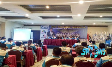 RAPAT KERJA CABANG IV DPC SPN KABUPATEN SERANG PERIODE 2014 – 2019