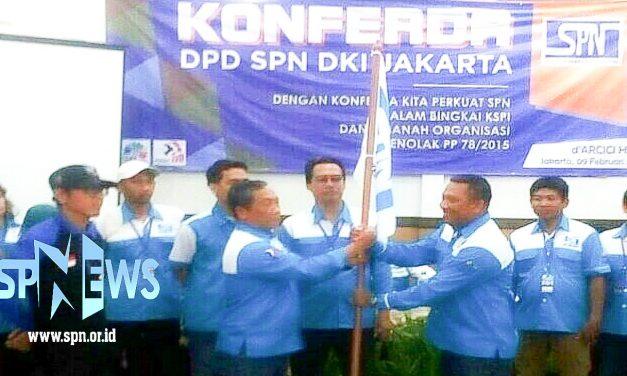 ENERGI DAN SEMANGAT BARU DPD SPN DKI JAKARTA