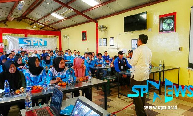 PENDIDIKAN ORGANISASI DASAR PSP SPN PT SEASONAL SUPPLIES INDONESIA