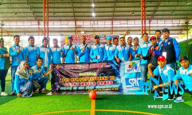 TURNAMEN FOOTSAL PSP SPN PT FREETREND INDONESIA