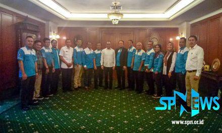 SILATURAHIM DPP SPN DENGAN HANIF DHAKIRI