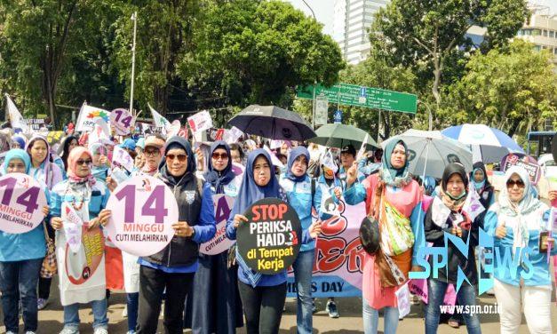 PERINGATAN INTERNASIONAL WOMAN DAYS 2019 DI JAKARTA