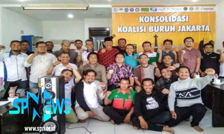 KONSOLIDASI KOALISI BURUH JAKARTA