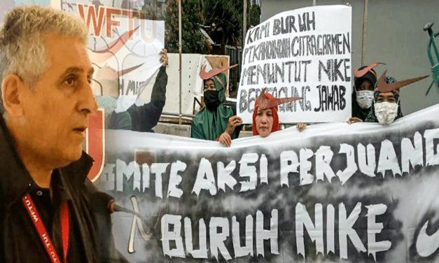 WFTU DUKUNG PERJUANGAN BURUH GARMEN INDONESIA
