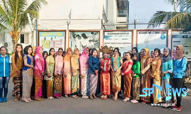 MEMPERINGATI HARI KARTINI ALA PSP SPN PT PARKLAND WORLD INDONESIA PLANT 2